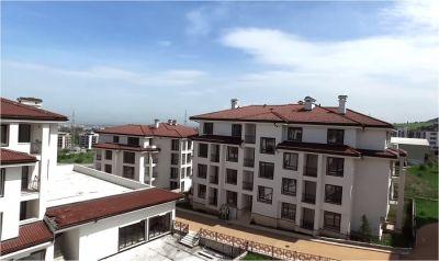 Жилищен комплекс Витоша Вилидж - 2000 - Нова строителна идея ЕООД - София